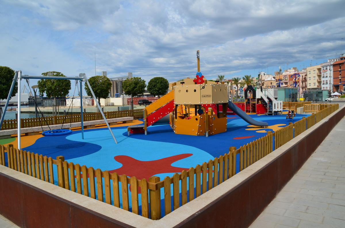 Els parcs infantils de Tarragona (I)